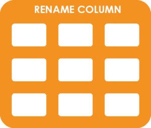 PostgreSQL RENAME COLUMN: Renaming One or More Columns of a Table