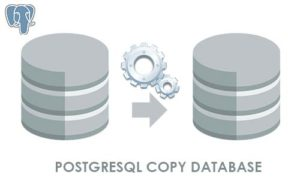 PostgreSQL Copy Database